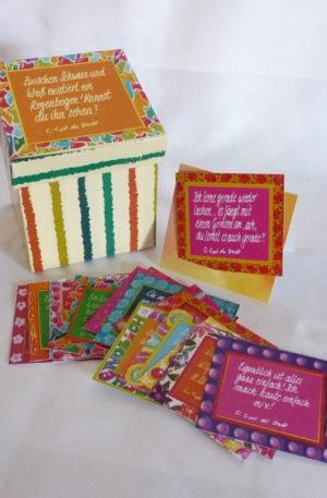 Geschenkbox 190 Karten