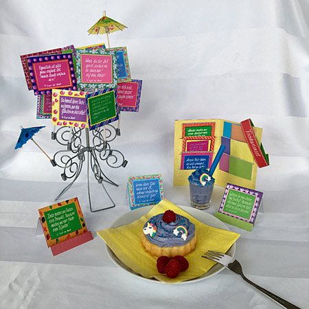 Tischkartensets